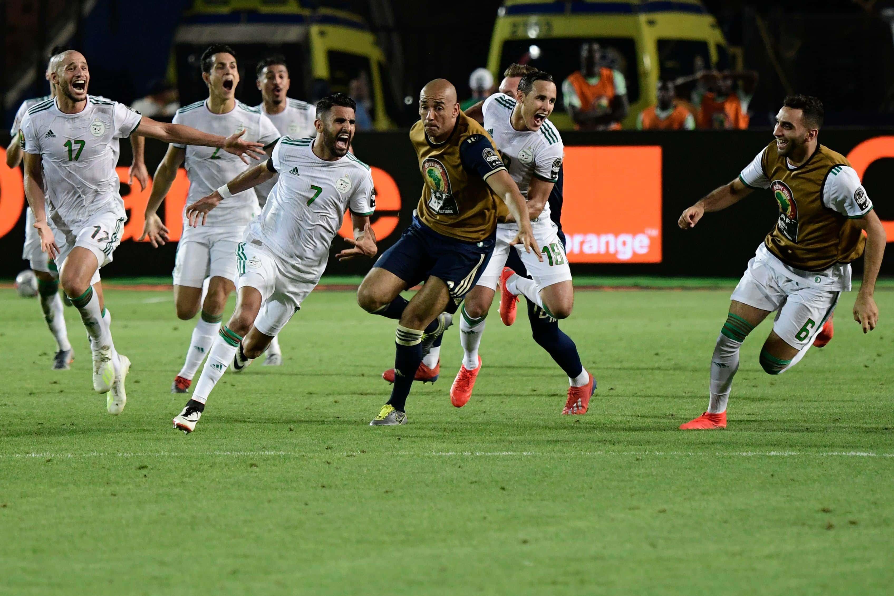 Apuestas Final Copa África