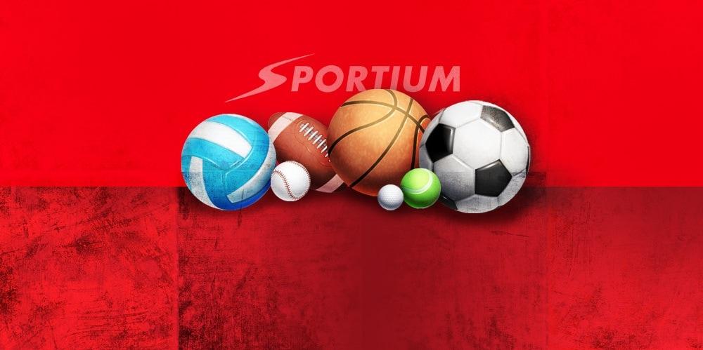 Todas las apuestas del día en Sportium