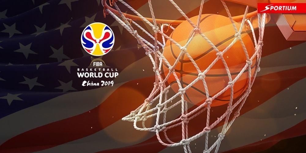 Apuestas al Mundial de Baloncesto de China 2019: Las claves