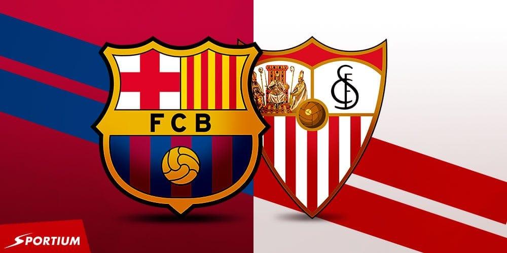 Apuestas Barcelona Sevilla: Pronósticos al rojo vivo