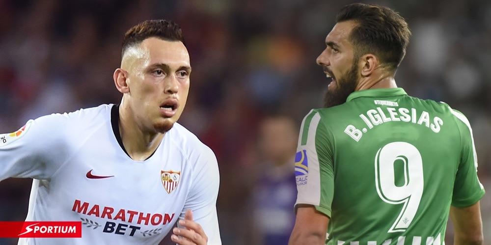 Apuestas Betis-Sevilla: El Derbi que hace saltar chispas