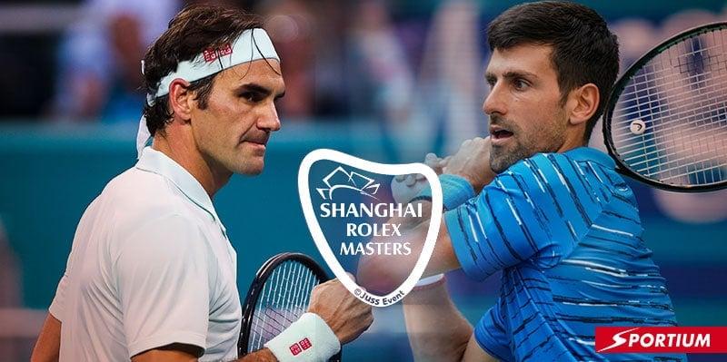 Pronósticos para apuestas al Masters de Shanghai: Los favoritos