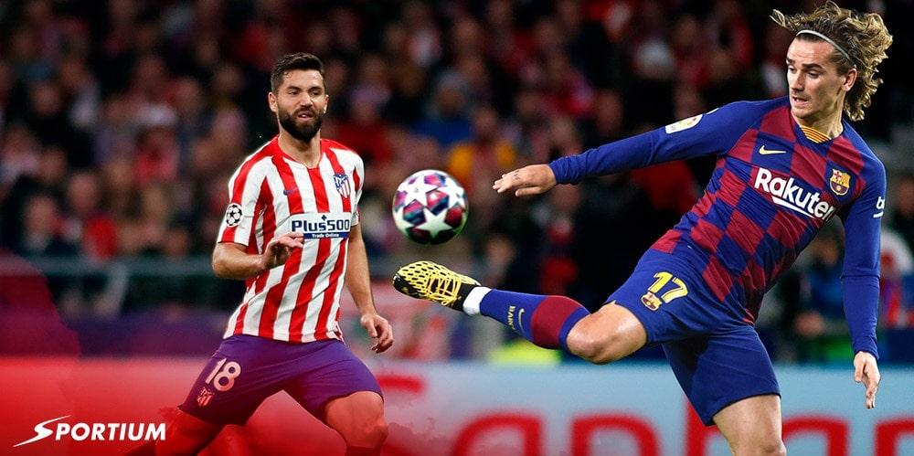 Apuestas Barcelona Atlético de Madrid: Un duelo de titanes