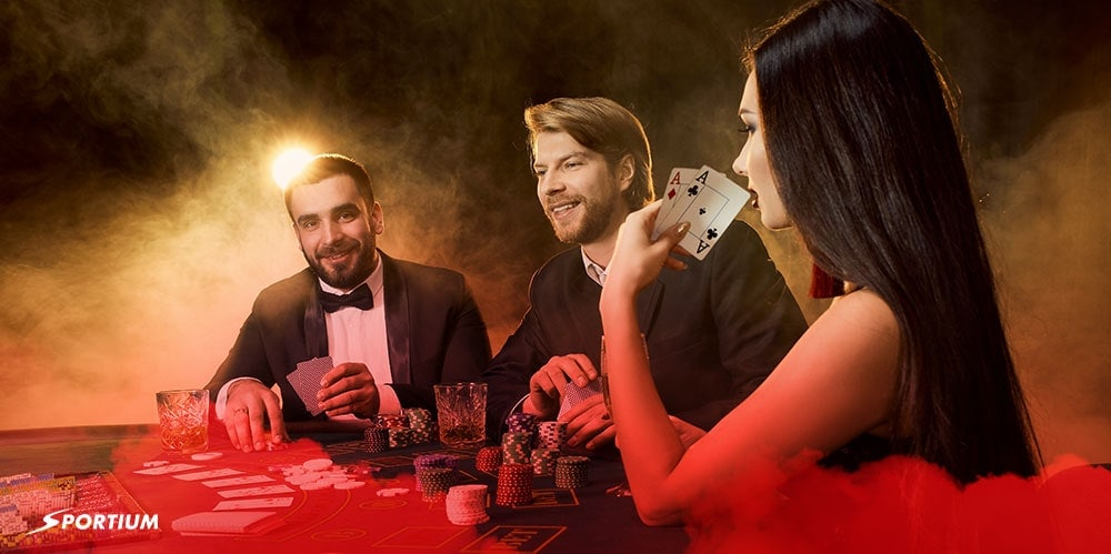 Top 5 de jugadas de póker profesional