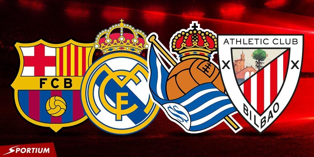 Apuestas a la Supercopa de España 2021: Pronósticos de titanes