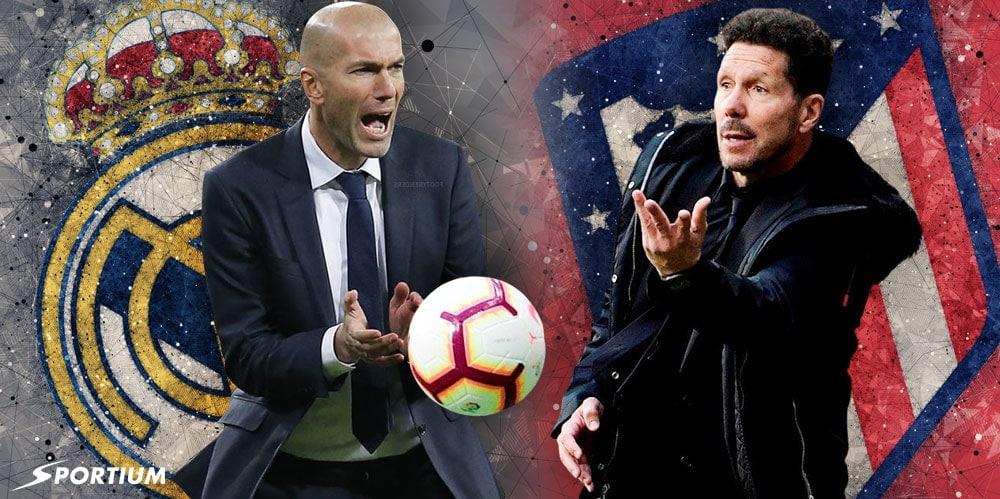 Apuestas Real Madrid vs Atlético: Pronósticos del derbi madrileño