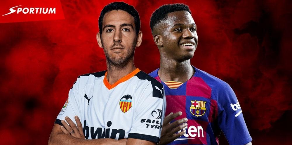 Valencia vs Barcelona: Apuestas a un terreno complicado