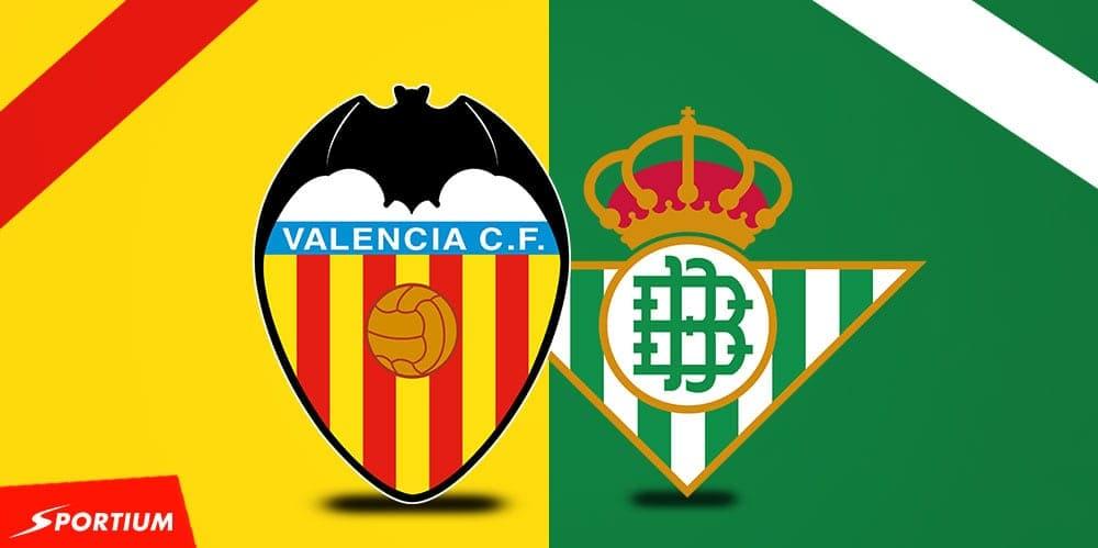 Pronósticos de apuestas Valencia Betis: Dos históricos de La liga