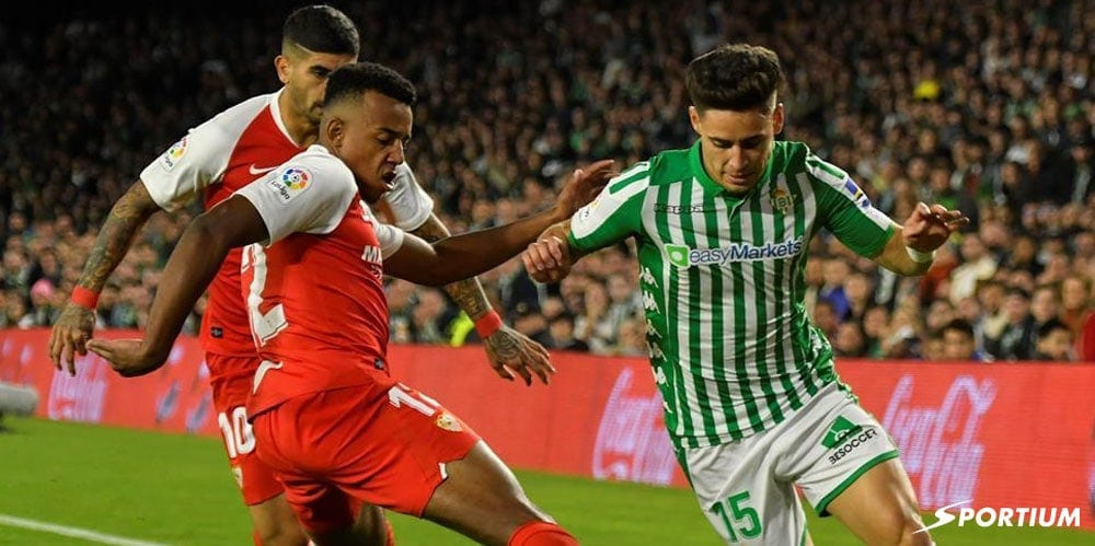 Apuestas Sevilla Betis: El derbi más duro