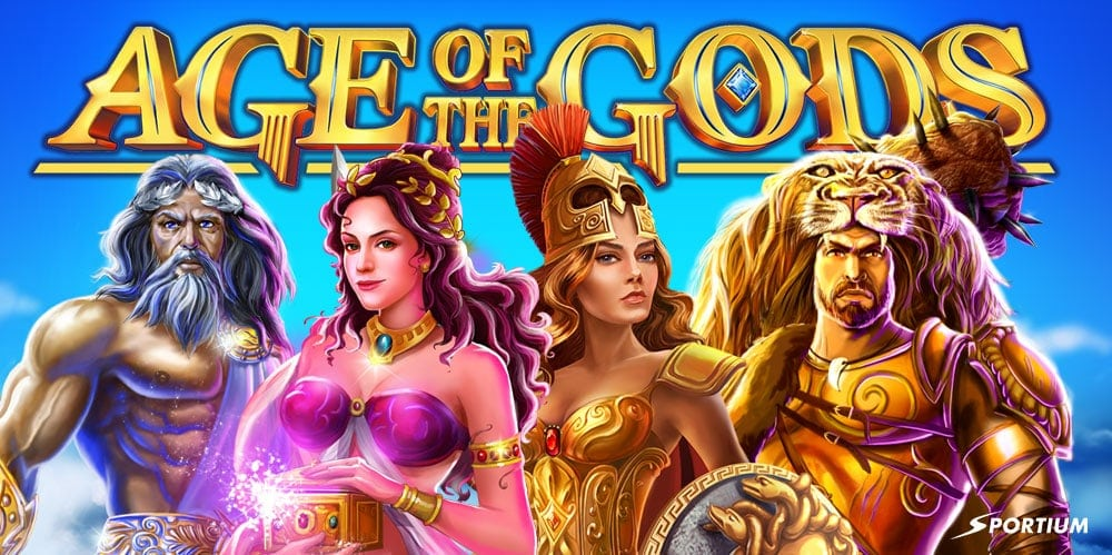 Age of the Gods slot: claves para arrasar