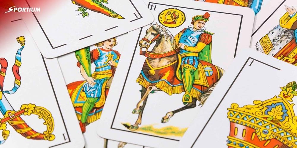 Baraja española de cartas