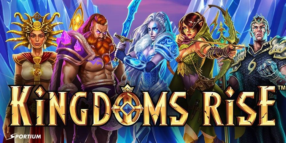 Kingdoms Rise: Una slot para dominarlos a todos