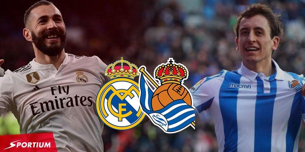 Apuestas Real Sociedad Madrid: Una prueba dura