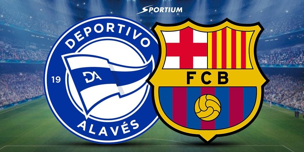 Pronósticos de apuestas Alavés Barcelona: ¿Un paseo?