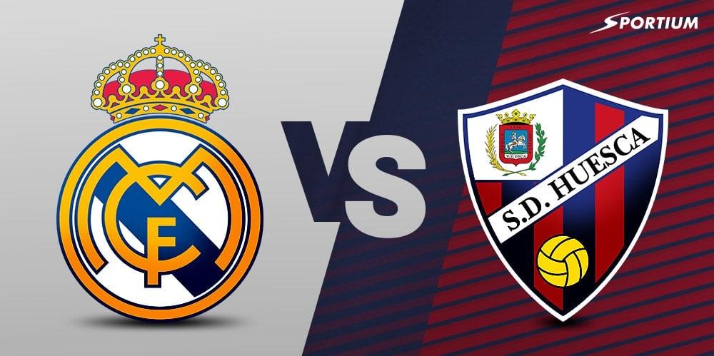 Apuestas Real Madrid vs Huesca: Pronósticos del partido