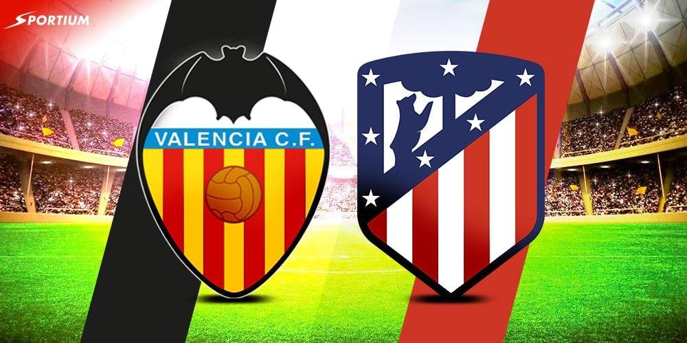 Pronósticos de apuestas Valencia vs Atlético de Madrid: Nuevo reto