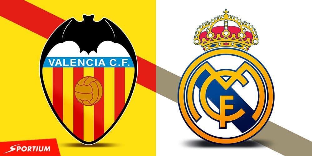Valencia vs Real Madrid: Pronósticos y apuestas clave