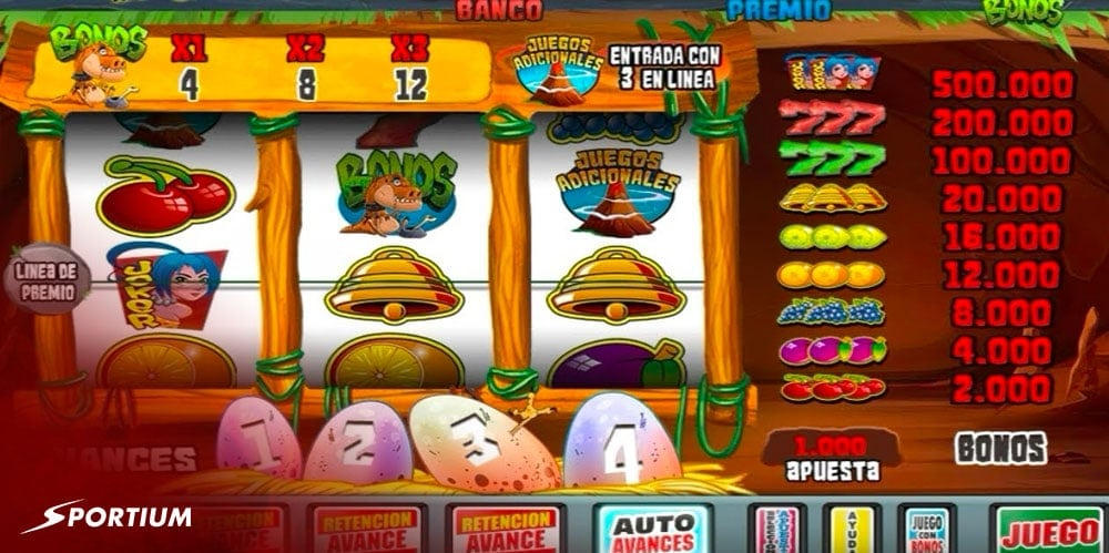 Tragaperras on the rocks: Slots de bar online