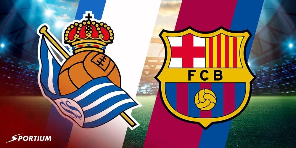 Apuestas Real Sociedad Barcelona: Pronóstico del duelo