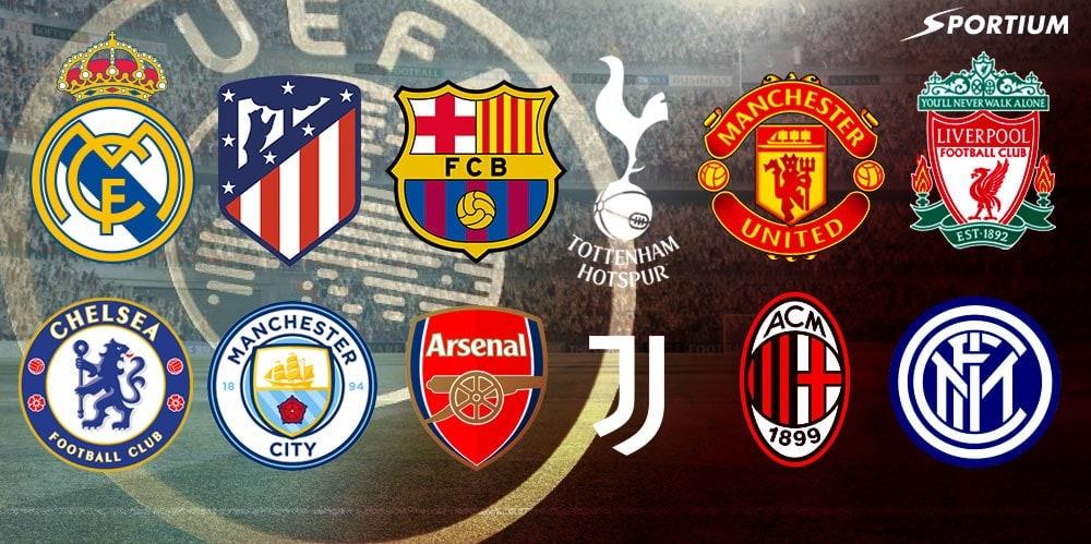 Apuestas Superliga Europea: ¿Qué es y cuando se jugará?