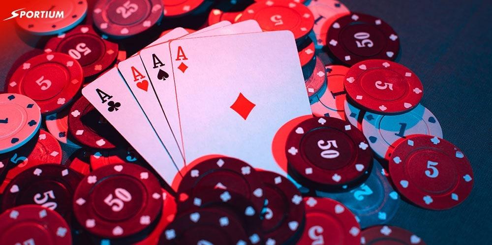 ¿Qué es ante en póker? Diferencia con las ciegas