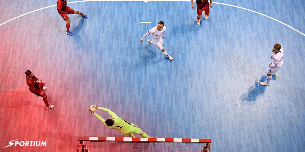 Apuestas deportivas Fútbol Sala: Disfruta con los mejores pronósticos