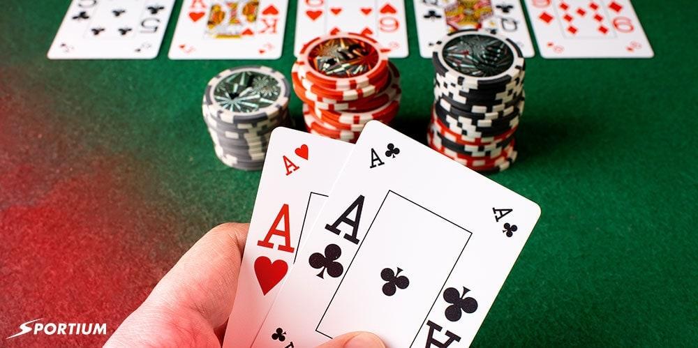 Tablas preflop en póker: Estrategia básica